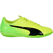 PUMA Men's evoSPEED 17.4 IT Indoor Soccer Shoes
