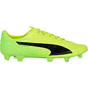 PUMA Men's evoSPEED 17 SL FG Soccer Cleats
