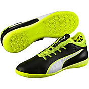 PUMA Kids' evoTOUCH 2 IT Soccer Shoes