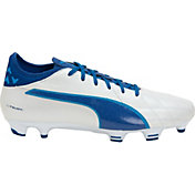PUMA Men's evoTOUCH 3 Leather FG Soccer Cleats