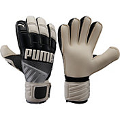 PUMA Adult Fluo Protect Soccer Goalie Gloves