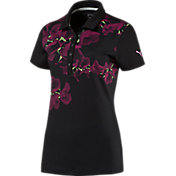 PUMA Women's Bloom Golf Polo