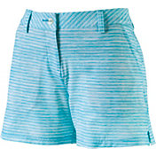 PUMA Women's Printed Golf Shorts
