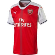 PUMA Youth Arsenal 16/17 Replica Home Jersey