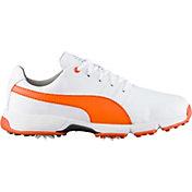 Puma Kids' TITANTOUR Cleated Jr. Golf Shoes