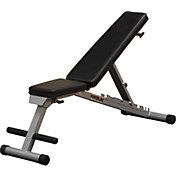 Powerline PFID125X Flat Incline Decline Folding Weight Bench