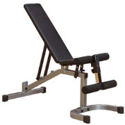Powerline PFID 130X Flat Incline Weight Bench