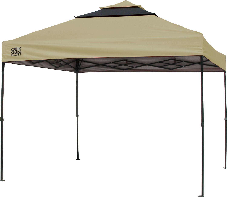 noImageFound ???  sc 1 st  DICKu0027S Sporting Goods & Quik Shade Summit X SX100 10u0027 x 10u0027 Vented Instant Canopy | DICKu0027S ...