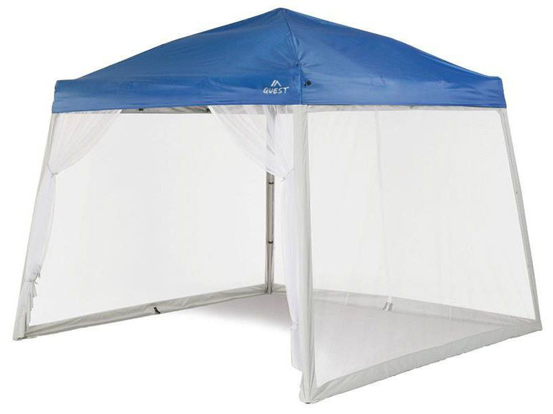 Product Image Quest 10u0027 X 10u0027 Mesh Screen  sc 1 st  DICKu0027S Sporting Goods : collapsible tent canopy - memphite.com