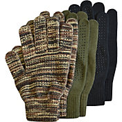 QuietWear Men's Magic Gloves - 3 Pack