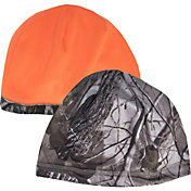 QuietWear Reversible Beanie and Neck-Up Combo
