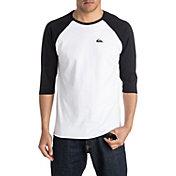 Quiksilver Men's Mountain & Wave Raglan Shirt