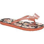 Roxy Kids' Lulu II Flip Flops