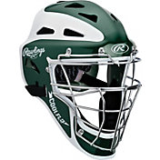 Rawlings Adult 950X COOLFLO Two-Tone Translucent Matte Catcher's Helmet
