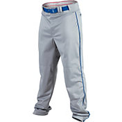 "Rawlings Boys' Premium Plated 1/8"" Piped Baseball Pants"