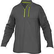 Rawlings Men's ¼-Zip Tech Fleece Pullover