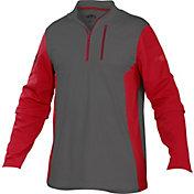 Rawlings Men's ¼-Zip Tech Fleece Pullover