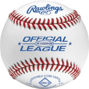 Rawlings R100HS Official League ABCA Baseball