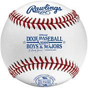 Rawlings RDBM Official Dixie Boys & Majors Baseball