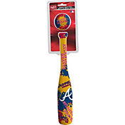 Rawlings Atlanta Braves Mini Slugger Softee Bat and Ball Set