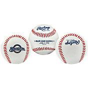Rawlings Milwaukee Brewers Team Logo Baseball