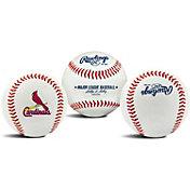 Rawlings St. Louis Cardinals Logo Baseball