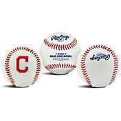 Rawlings Cleveland Indians Logo Baseball