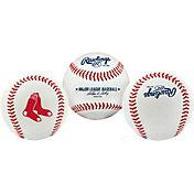 Rawlings Boston Red Sox Team Logo Baseball