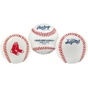 Rawlings Boston Red Sox Team Logo Baseball