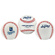 Rawlings Kansas City Royals Team Logo Baseball