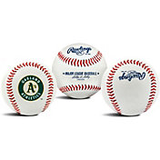 Rawlings Oakland Athletics Logo Baseball