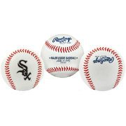 Rawlings Chicago White Sox Team Logo Baseball
