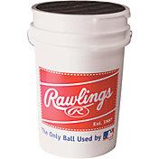 Rawlings 6-Gallon Empty Ball Bucket