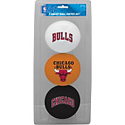 Rawlings Chicago Bulls Softee Basketball Three-Ball Set
