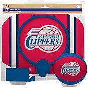 Rawlings Los Angeles Clippers Softee Hoop Set