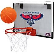 Rawlings Atlanta Hawks Game On Polycarbonate Hoop Set
