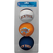 Rawlings New York Knicks Softee Basketball Three-Ball Set