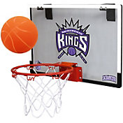 Rawlings Sacramento Kings Game On Polycarbonate Hoop Set