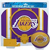 Rawlings Los Angeles Lakers Hoop Set