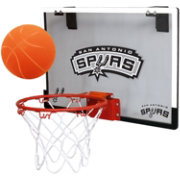 Rawlings San Antonio Spurs Game On Backboard Hoop Set