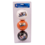 Rawlings Philadelphia 76ers Softee Basketball Three-Ball Set