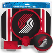 Rawlings Portland Trail Blazers Softee Hoop Set