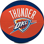 "Rawlings Oklahoma City Thunder 4"" Softee Basketball"