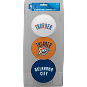Rawlings Oklahoma City Thunder Softee Basketball Three-Ball Set