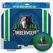 Rawlings Minnesota Timberwolves Softee Basketball Hoop and Ball Set