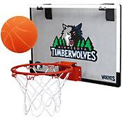 Rawlings Minnesota Timberwolves Game On Polycarbonate Hoop Set