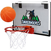 Rawlings Minnesota Timberwolves Game On Polycarbonate Hoop Set