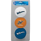 Rawlings Washington Wizards Softee Basketball Three-Ball Set