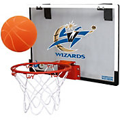 Rawlings Washington Wizards Game On Polycarbonate Hoop Set