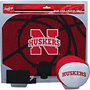 Rawlings Nebraska Cornhuskters Softee Hoop Set